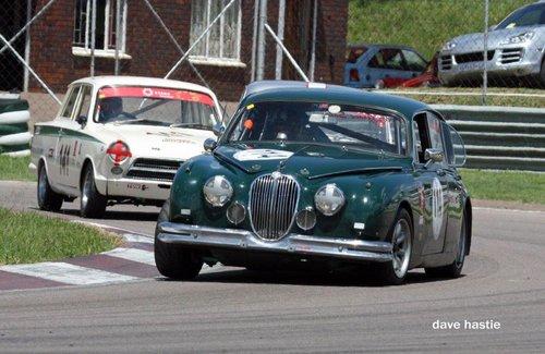 1962 Jaguar Mk2 3.8 Race Car For Sale (picture 1 of 6)