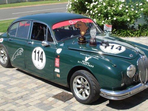 1962 Jaguar Mk2 3.8 Race Car For Sale (picture 2 of 6)