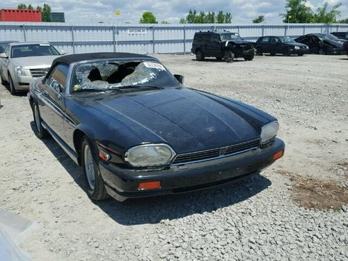 1990 XJ12 Convertible LHD For Repair-  Hackney London For Sale (picture 1 of 6)