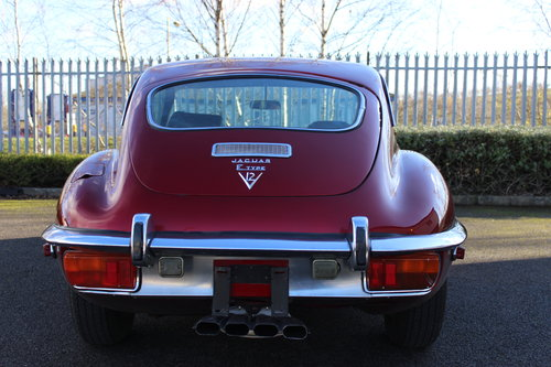 1970 V12 S3 LHD Coupe  For Sale (picture 4 of 6)
