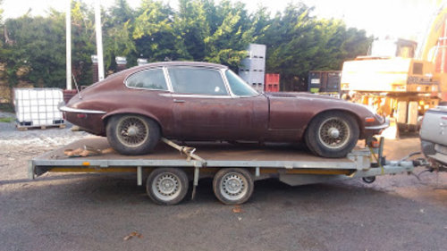 1971 E Type SIII V12 For Sale (picture 1 of 6)