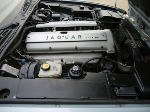 1997 JAGUAR XJ6 3.2 EXECUTIVE - FSH AND GREAT VALUE !! SOLD (picture 6 of 6)