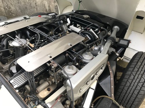 1972 Jaguar V12 Series III Roadster RHD Low mileage Two owners For Sale (picture 5 of 6)