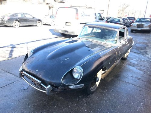 1968 Jaguar XKE 2+2 # 22765 For Sale (picture 2 of 4)