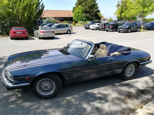 1989 perfect xjs-c For Sale (picture 4 of 6)