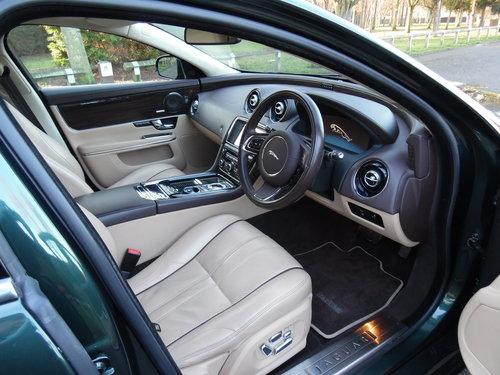 2011 Jaguar XJ 3.0TD auto Portfolio 51,000 Miles Full Jaguar For Sale (picture 5 of 6)