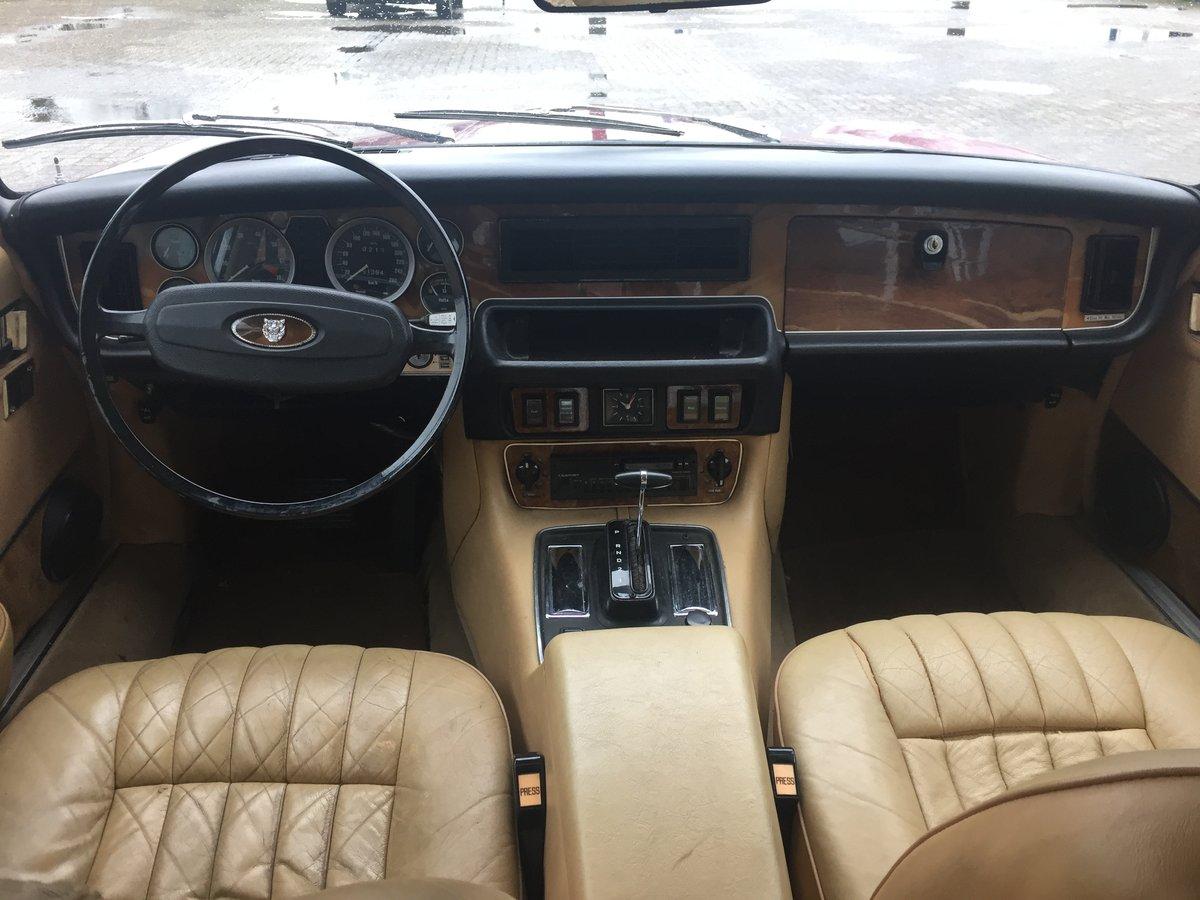 1975 Jaguar XJ12L Series 2 (LHD) For Sale (picture 5 of 6)