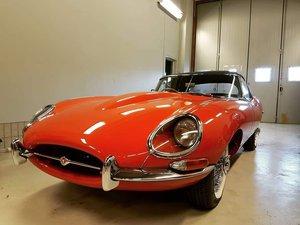1966 jaguar etype original RHD series 1