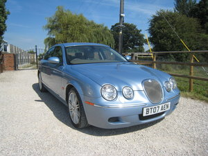 2007 Jaguar S-Type 2.7 TD V6 SE 4 door Auto For Sale
