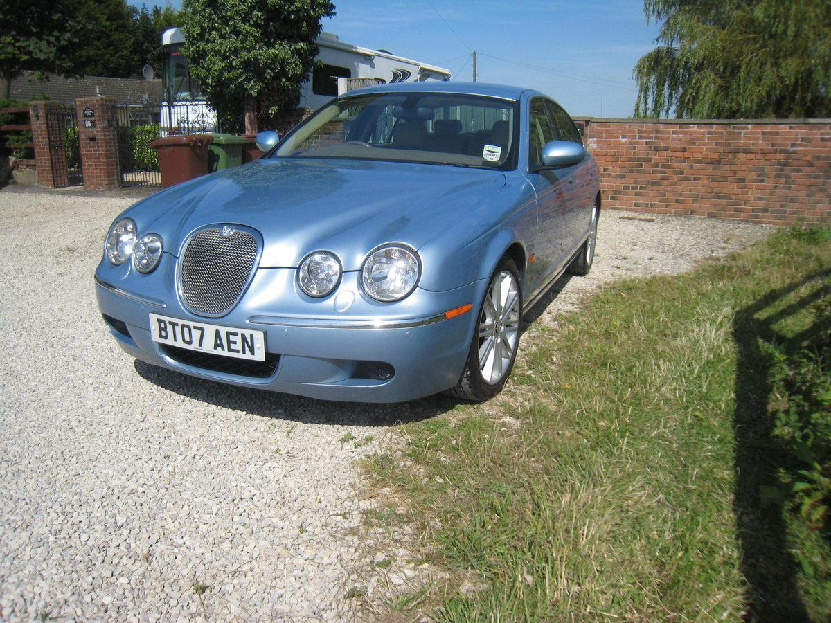 2007 Jaguar S-Type 2.7 TD V6 SE 4 door Auto For Sale (picture 6 of 6)