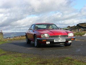 1991 Jaguar XJS 3.4 For Sale