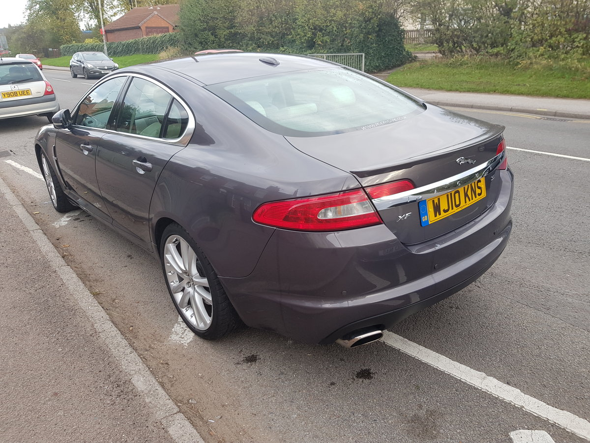 2010 Jaguar xfs with full JAG history mot April low mil For Sale (picture 6 of 6)