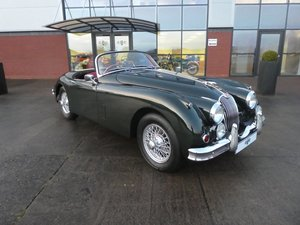 1959 Jaguar XK150S Roadster SOLD