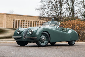 1950 Jaguar XK120 For Sale
