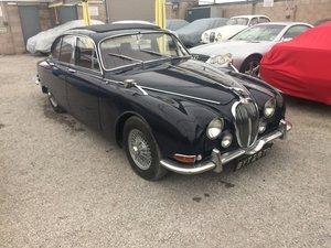 Jaguar S type 3.8 auto 1964