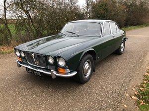 Jaguar XJ6 Series 1 (4.2 Manual) 1971 MOT 1 Year For Sale