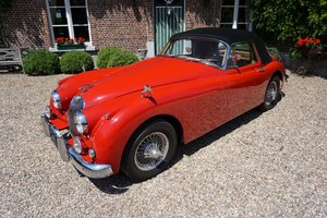1959 Jaguar XK150 3.4 Drophead For Sale