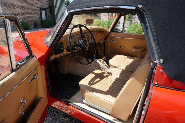 1959 Jaguar XK150 3.4 Drophead For Sale (picture 4 of 6)