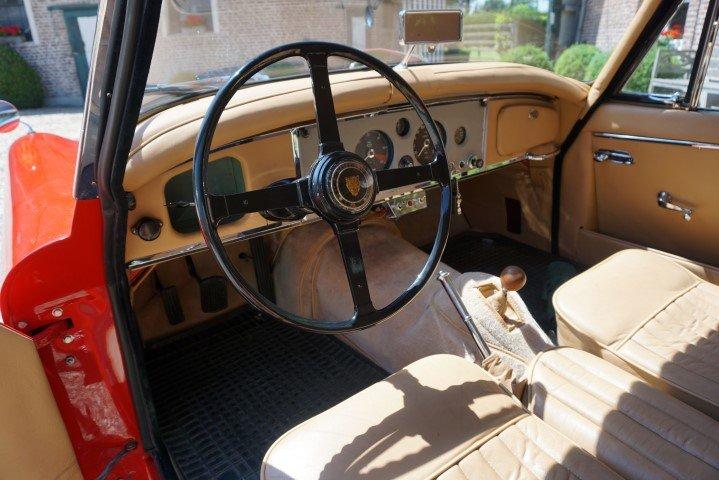 1959 Jaguar XK150 3.4 Drophead For Sale (picture 5 of 6)