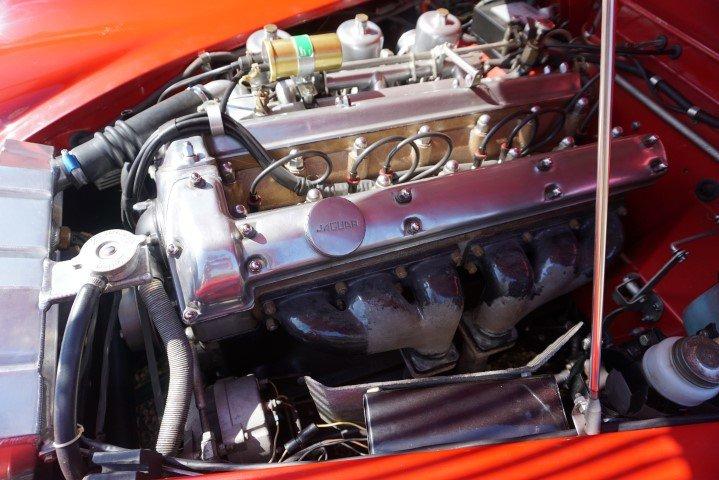 1959 Jaguar XK150 3.4 Drophead For Sale (picture 6 of 6)