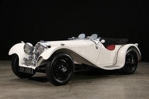 1937 Jaguar SS 100  2.5 ltr. OTS