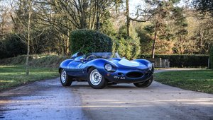 1967 Jaguar D-Type Long Nose Evocation For Sale