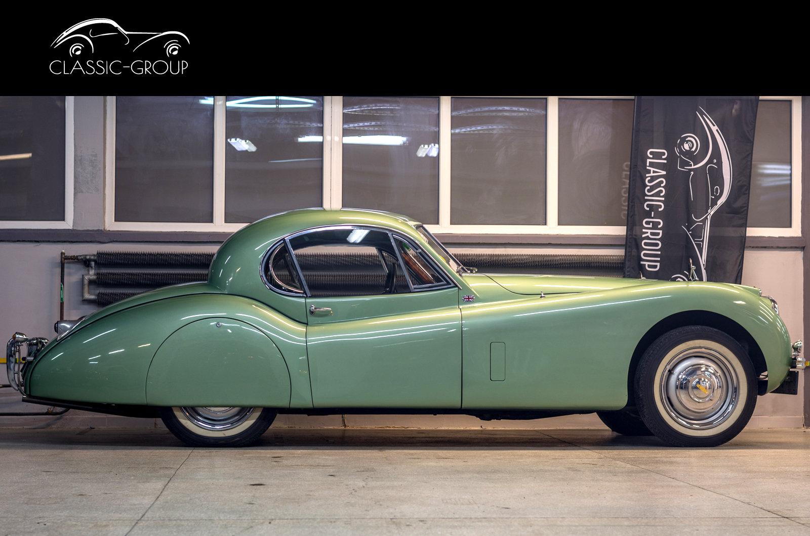 Jaguar XK120 FHC 1952 For Sale (picture 3 of 6)