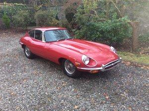 1970 Jaguar Etype 4.2 FHC For Sale