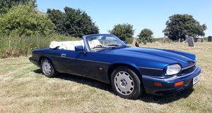 1995 jaguar xjs celebration convertible For Sale