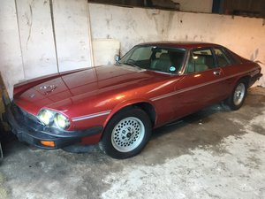 JAGUAR XJS PRE HE 1978. VERY SOLID FOR RESTORATION For Sale