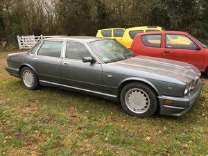 Jaguar-sport XJR40 twr 3.6 A auto,1990 112330 mile For Sale