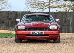 1986 Jaguar XJS Coupé (3.6 litre) SOLD by Auction