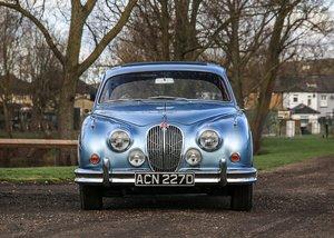 1965 Jaguar Mk. II (3.4 litre) SOLD by Auction