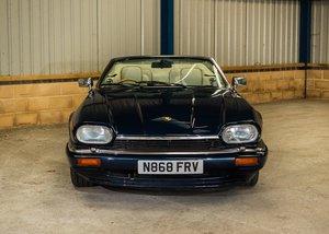 1996 Jaguar XJS Celebration (4.0 litre) SOLD by Auction