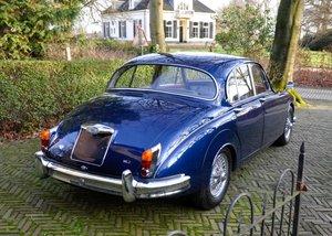 1964 Jaguar Mk.II (2.4 litre) SOLD by Auction