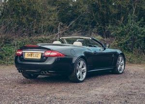 2011 Jaguar XKR Convertible SOLD by Auction