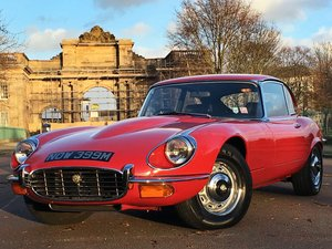 1973 Jaguar E-Type V12 2+2 Auto - UK CAR - FINANCE AVAILABLE For Sale