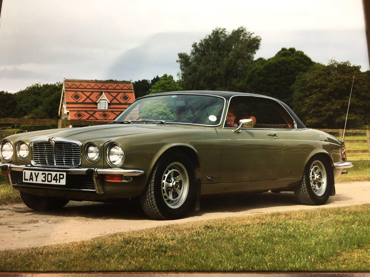 1976 Jaguar XJC 4.2 SOLD (picture 1 of 6)