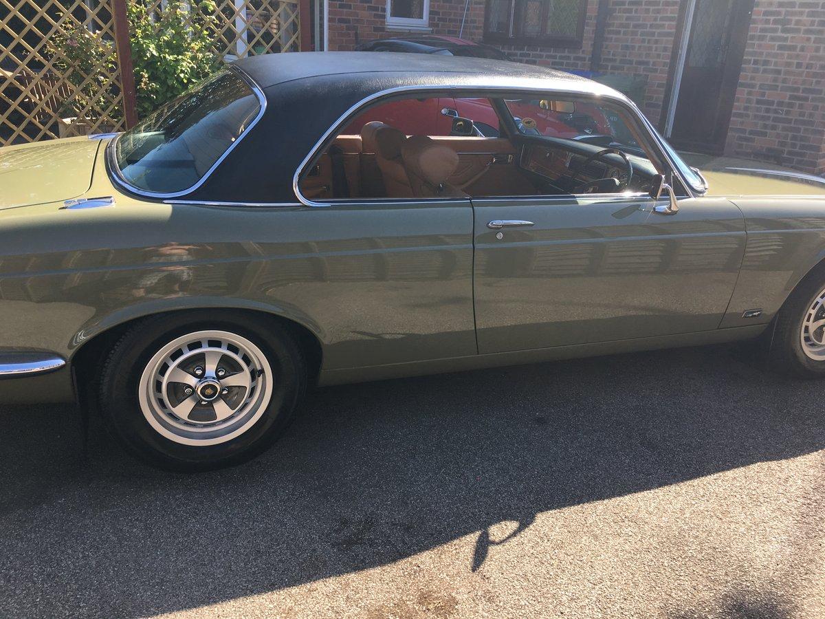 1976 Jaguar XJC 4.2 SOLD (picture 2 of 6)