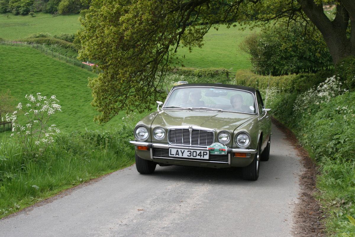 1976 Jaguar XJC 4.2 SOLD (picture 3 of 6)