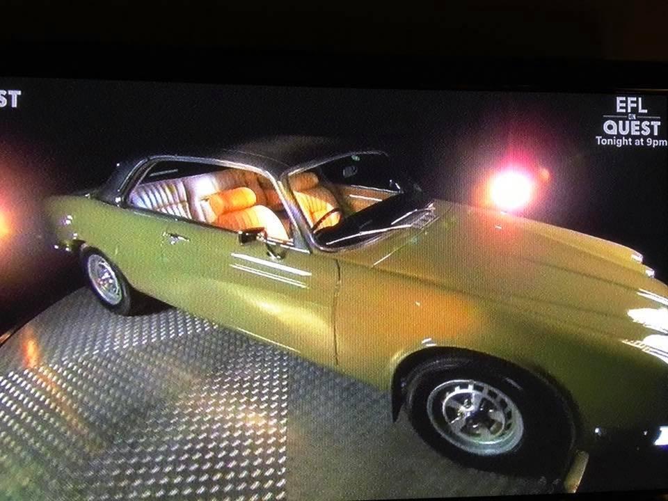 1976 Jaguar XJC 4.2 SOLD (picture 6 of 6)