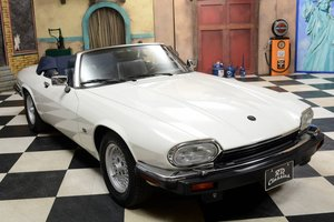 1992 Jaguar XJS 2dr Convertible For Sale