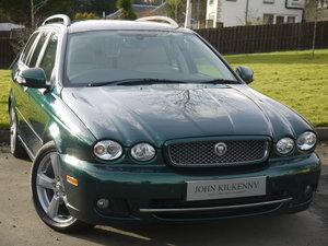 2009 Jaguar X-Type 2.0 D SE ESTATE **1 OWNER, ONLY 34000 MILES**  For Sale