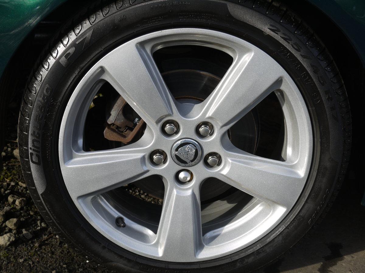 2009 Jaguar X-Type 2.0 D SE ESTATE **1 OWNER, ONLY 34000 MILES**  For Sale (picture 4 of 6)