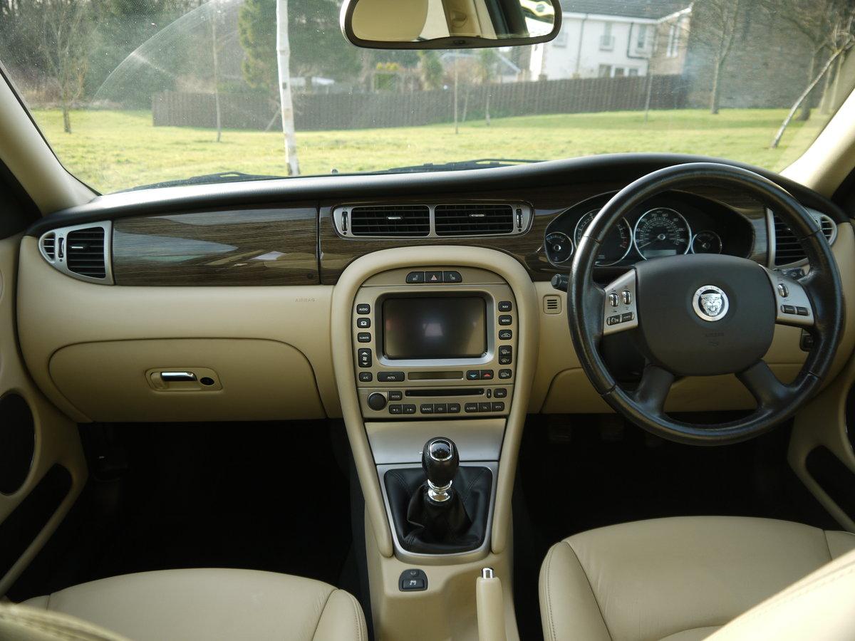 2009 Jaguar X-Type 2.0 D SE ESTATE **1 OWNER, ONLY 34000 MILES**  For Sale (picture 6 of 6)