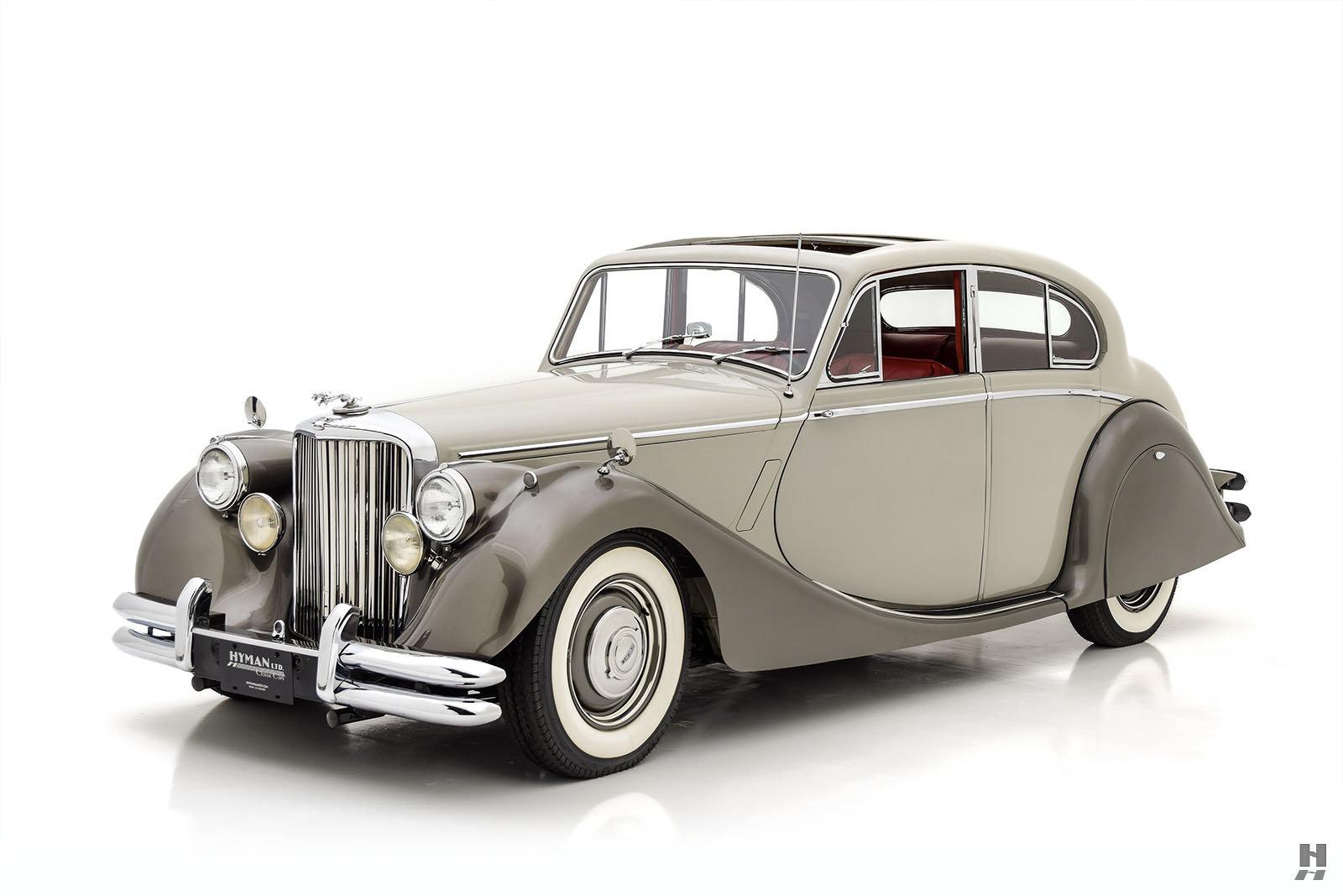 1950 JAGUAR MKV SALOON For Sale (picture 1 of 6)