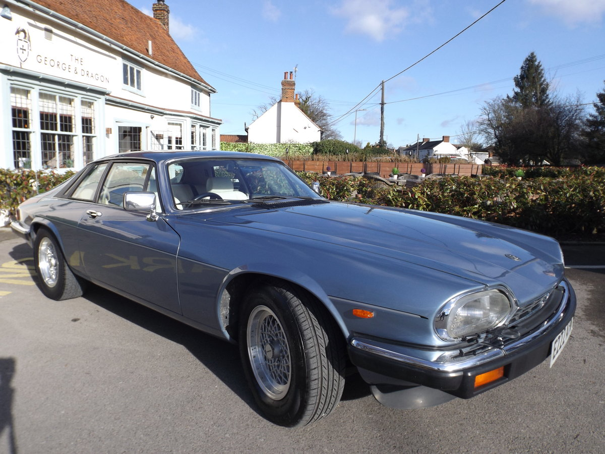 1987 Jaguar XJS Sport 5.3 V12 in outstanding condition For Sale (picture 1 of 6)