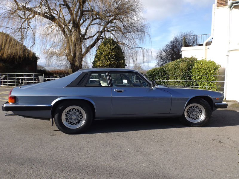 1987 Jaguar XJS Sport 5.3 V12 in outstanding condition For Sale (picture 2 of 6)
