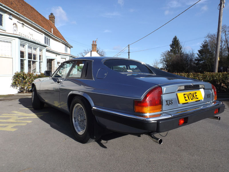 1987 Jaguar XJS Sport 5.3 V12 in outstanding condition For Sale (picture 3 of 6)