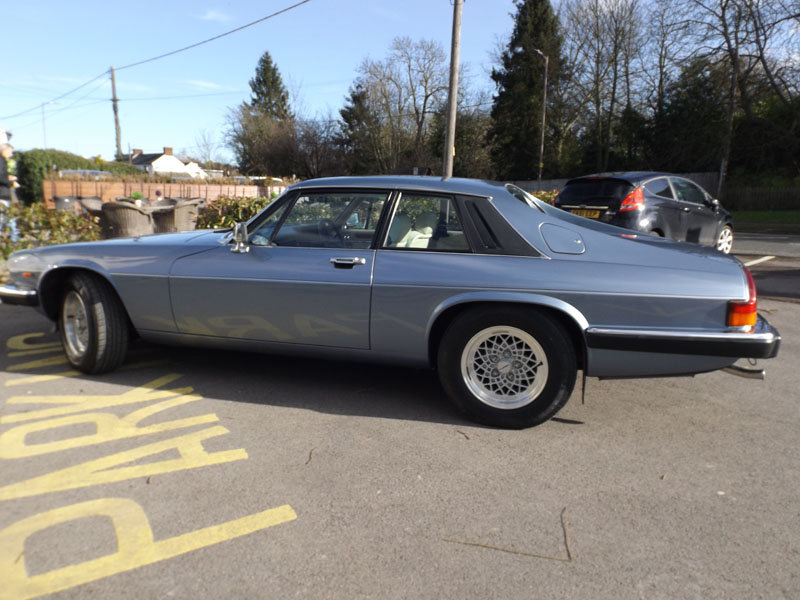 1987 Jaguar XJS Sport 5.3 V12 in outstanding condition For Sale (picture 4 of 6)